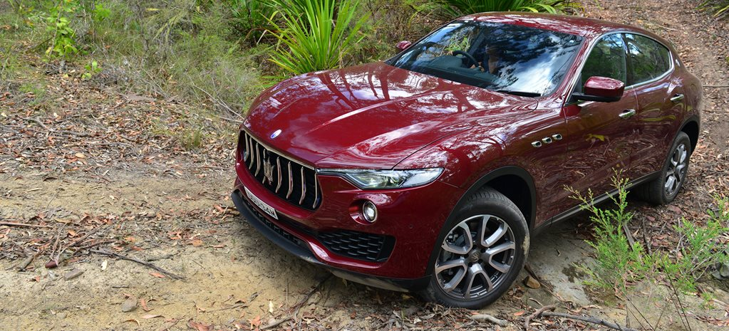 2017 Maserati Levante Diesel review