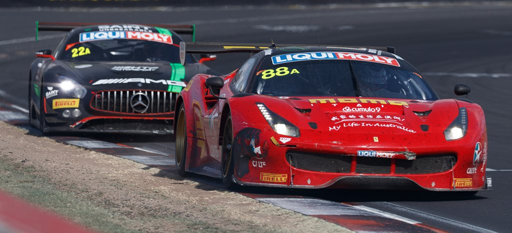 2017 Bathurst 12 Hour rated a worldwide knockout
