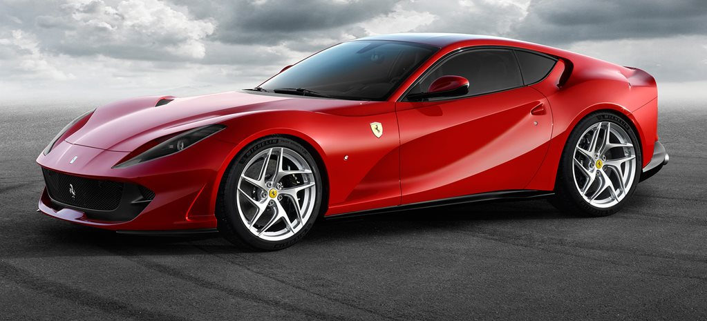 2017 Geneva Motor Show: Ferrari 812 Superfast revealed