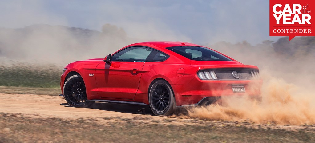 Ford Mustang: 2017 Car of the Year contender