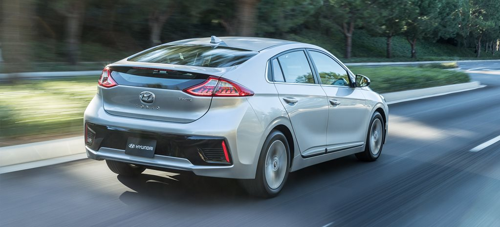2018 Hyundai Ioniq Electric review