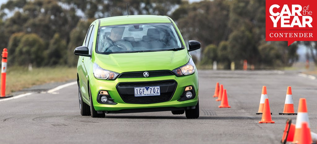 Holden Spark: 2017 Car of the Year contender