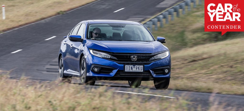 Honda Civic: 2017 Car of the Year contender