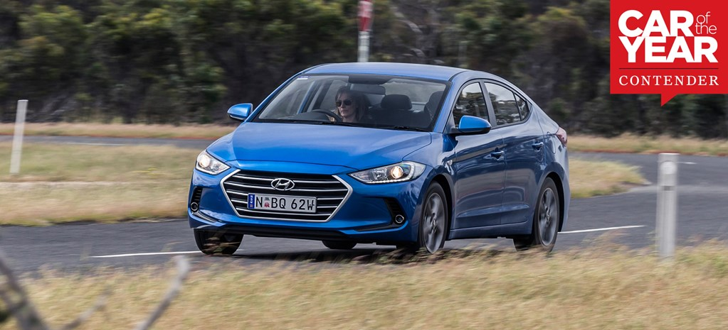 Hyundai Elantra: 2017 Car of the Year contender