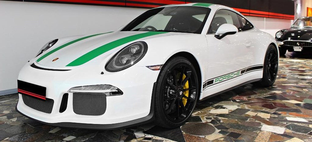 Porsche 911R for sale for $1.2m on