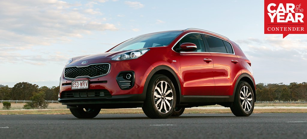 Kia Sportage: 2017 Car of the Year contender