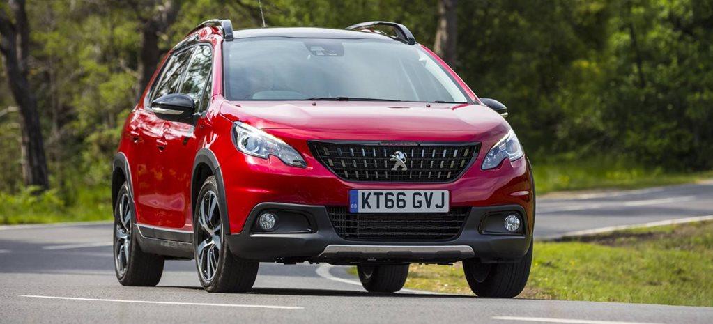2017 Peugeot 2008 Series II review