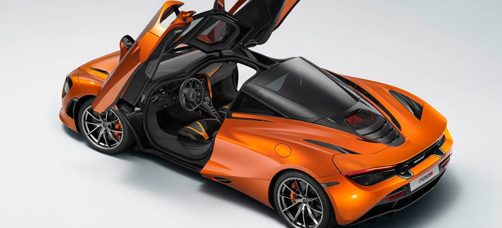 2017 Geneva Motor Show: McLaren 720S gets tech tease and a sneaky leak