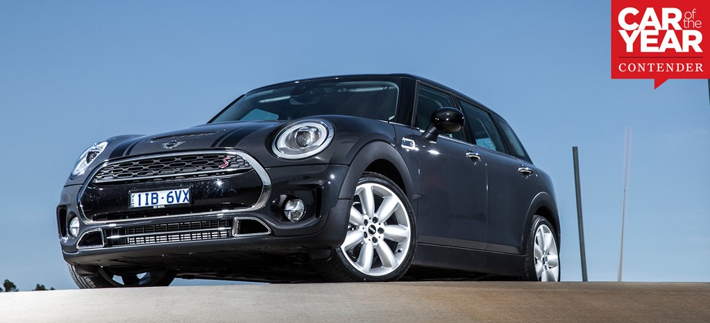 Mini Clubman: 2017 Car of the Year contender