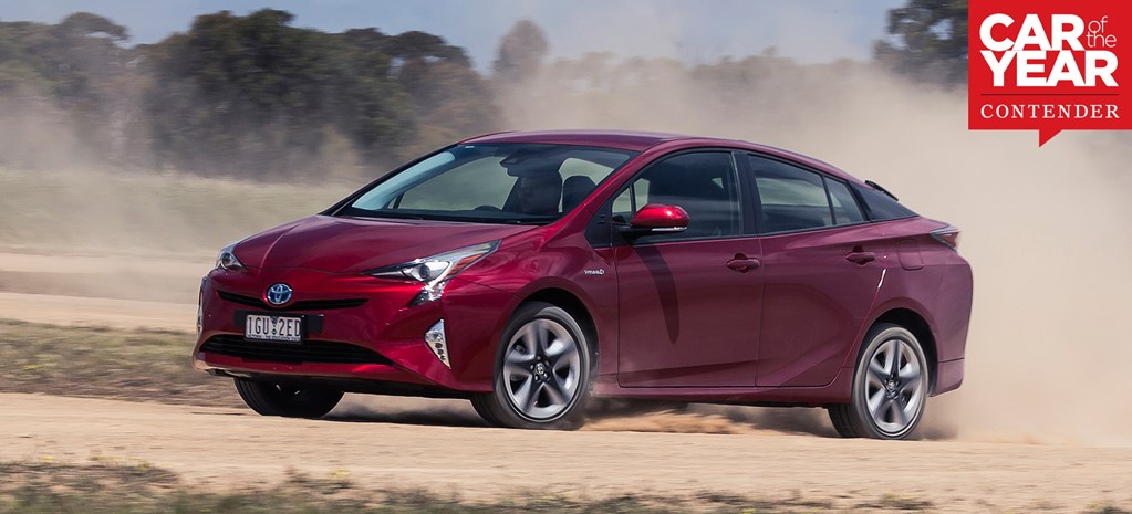 Toyota Prius: 2017 Car of the Year contender
