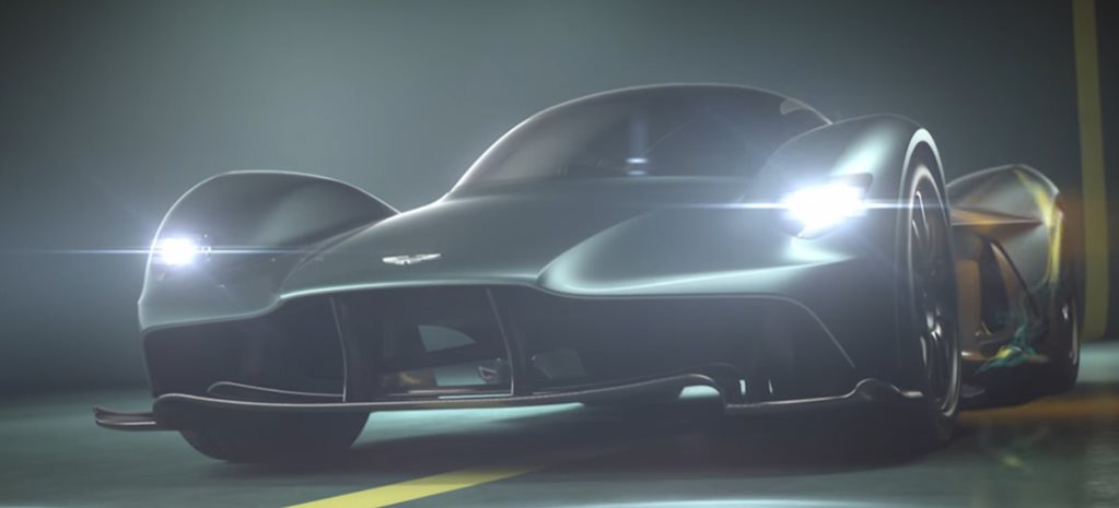 Aston Martin plans Valkyrie-inspired supercar spin-off