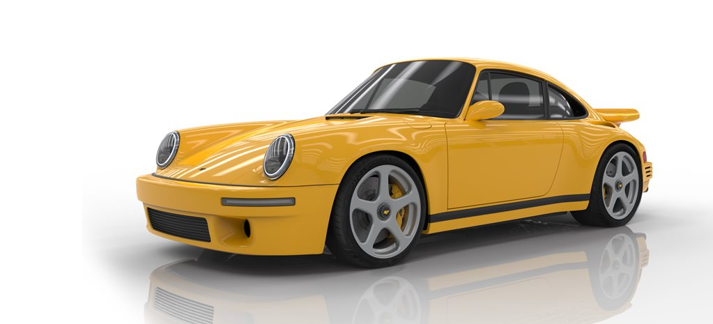 2017 Geneva Motor Show: RUF CTR Yellowbird Geneva tribute revealed