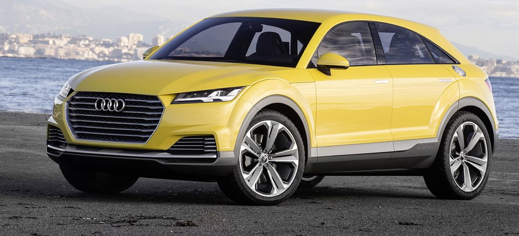 Audi Q4 compact SUV to launch by 2019