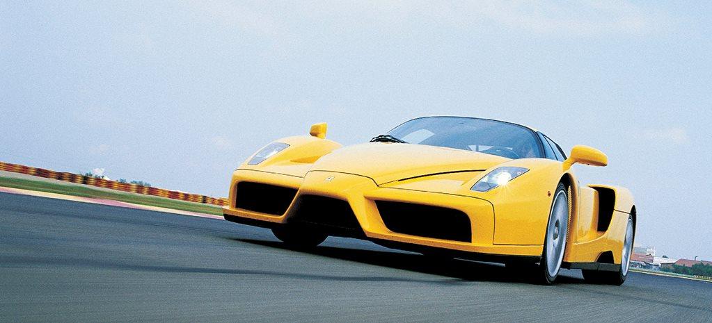 2002 Enzo Ferrari review Fangs a million