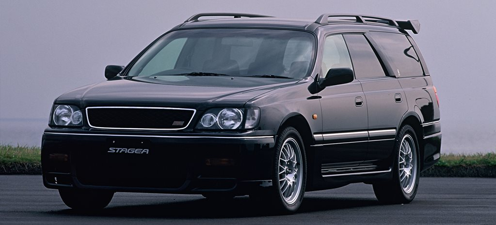 Nissan Stagea 260RS  1