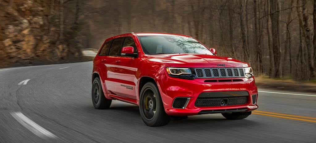 Jeep Grand Cherokee revealed in New York