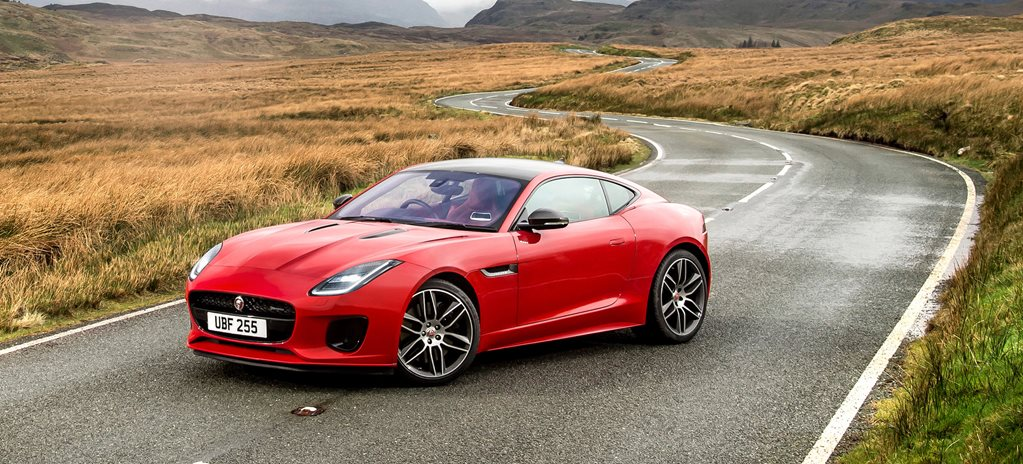 2018 jaguar f type 4cyl front side static head