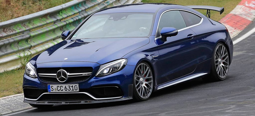 C63 Amg Black Series >> Amg Says No To C63 R As Gt Black Series Closes In