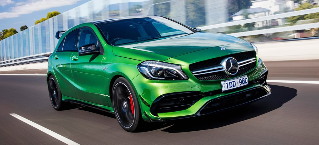Next Mercedes-AMG A45 to have more than 300kW