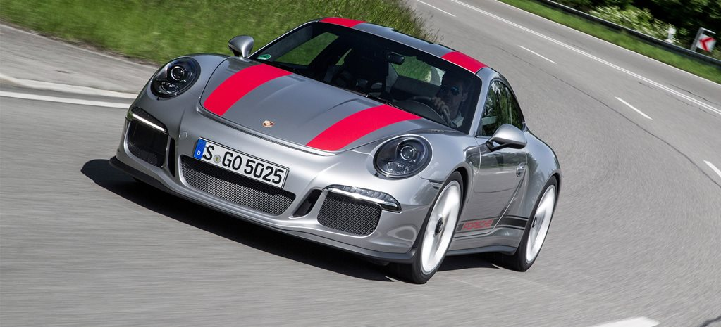 Porsche 'displeased' by speculative 911 R resales