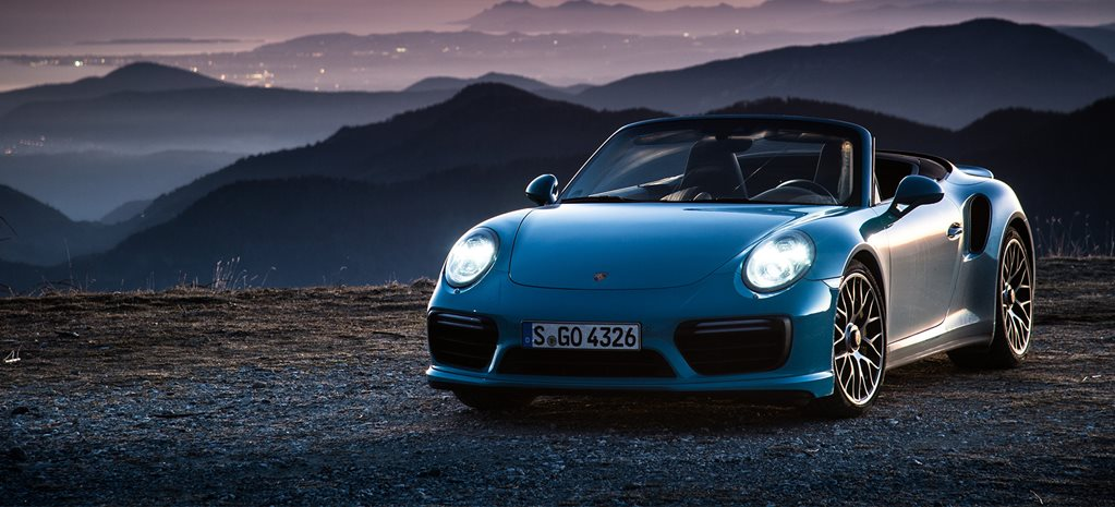 A Porsche 911 Turbo S Cabriolet and a dream drive to Monte Carlo
