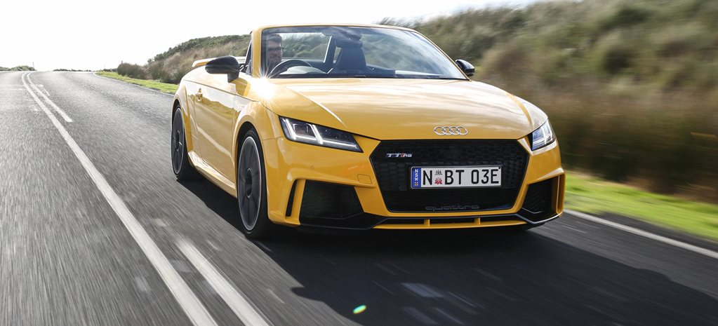 Audi TT RS TFSI Quattro S Tronic Roadster - Audi tt roadster car cover
