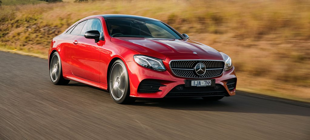 Mercedes Eclass coupe WHLS LONG