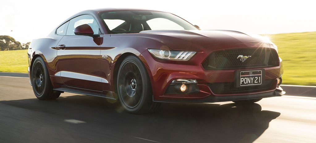 Ford introduces factory approved Mustang performance packs