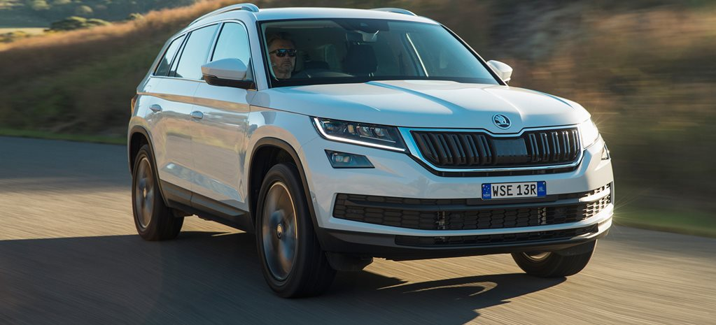 Skoda Kodiaq 132TSI review