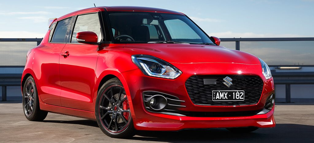 Suzuki swift sport turbo 2017