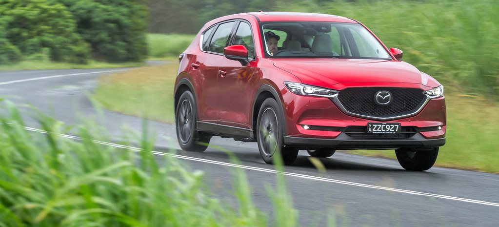 Mazda CX-5 review video