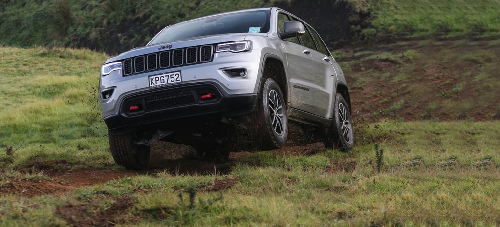 Jeep Grand Cherokee Trailhawk cover LONG