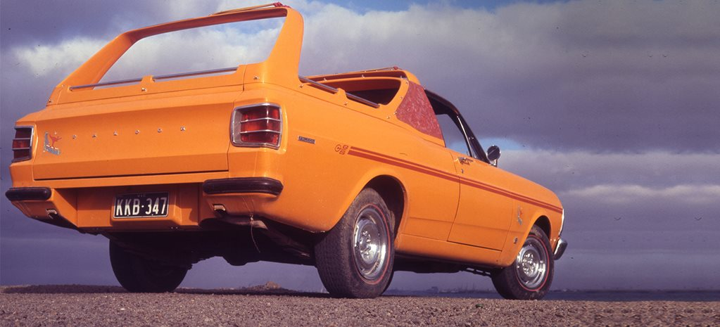 Australia's best concepts: 1969 Ford Falcon SurferRoo