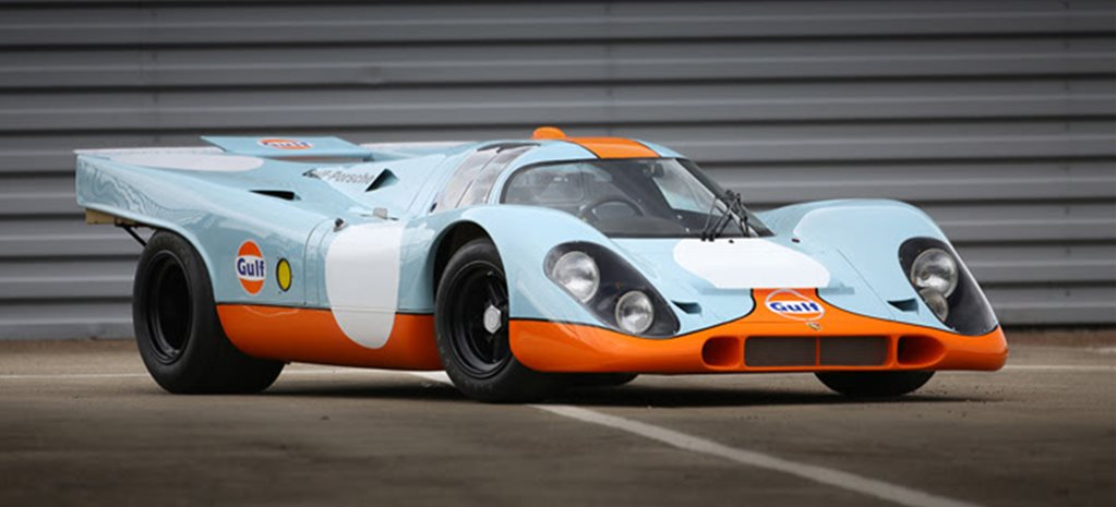 Porsche 917 from Steve McQueen's 'Le Mans' up for sale