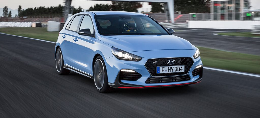 Hyundai i30N cover LONG