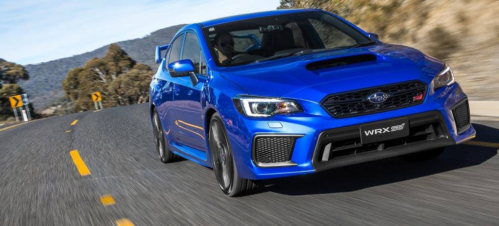 2018 Subaru WRX and WRX STI pricing, performance gains announced