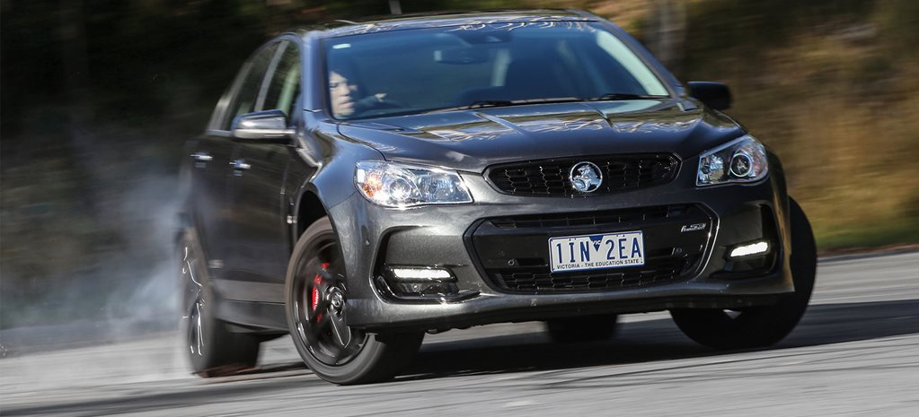 Holden's greatest Commodore SS as voted by Wheels readers
