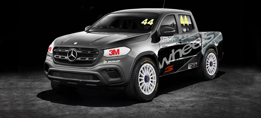 Mercedes-Benz X-Class SuperUte – What if?