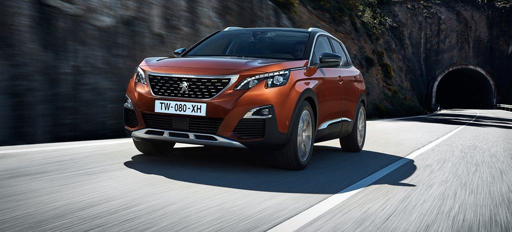 2018 Peugeot 3008 pricing goes straight for the higher ground
