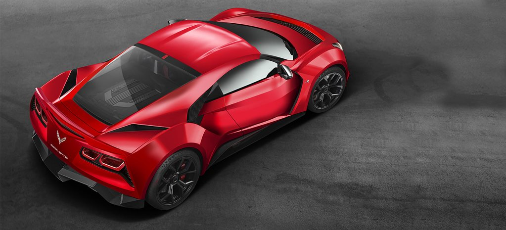 Corvette C8 set to be Holden's mid-engine halo car