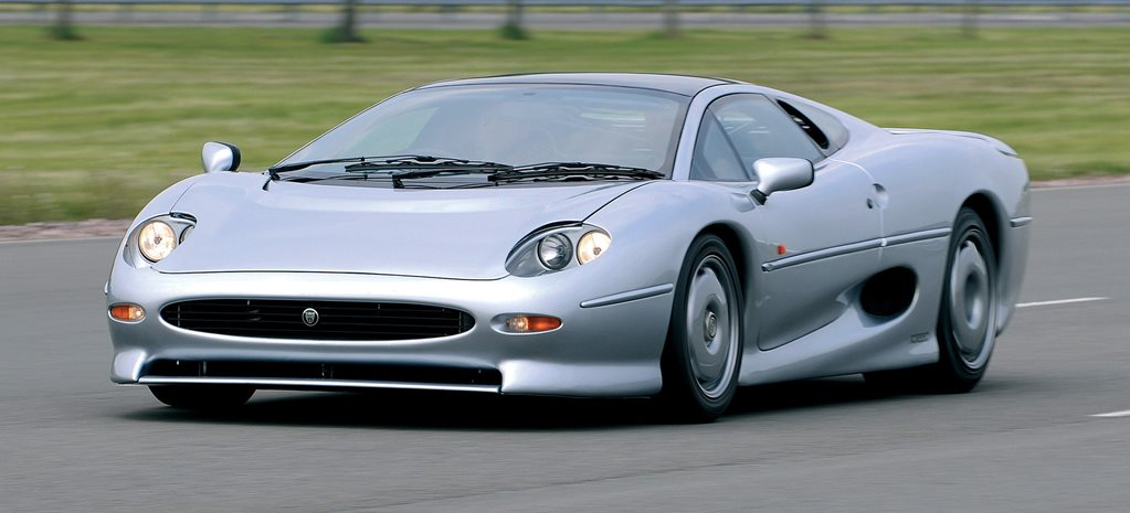 Jaguar's XJ220 turns 25