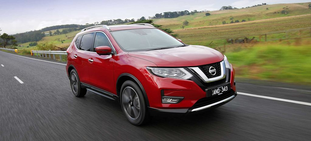 2017 Nissan X-Trail video review