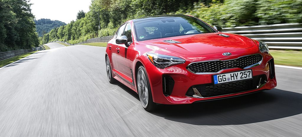 2017 Kia Stinger GT pricing revealed; sub-60k price for V6 flagship
