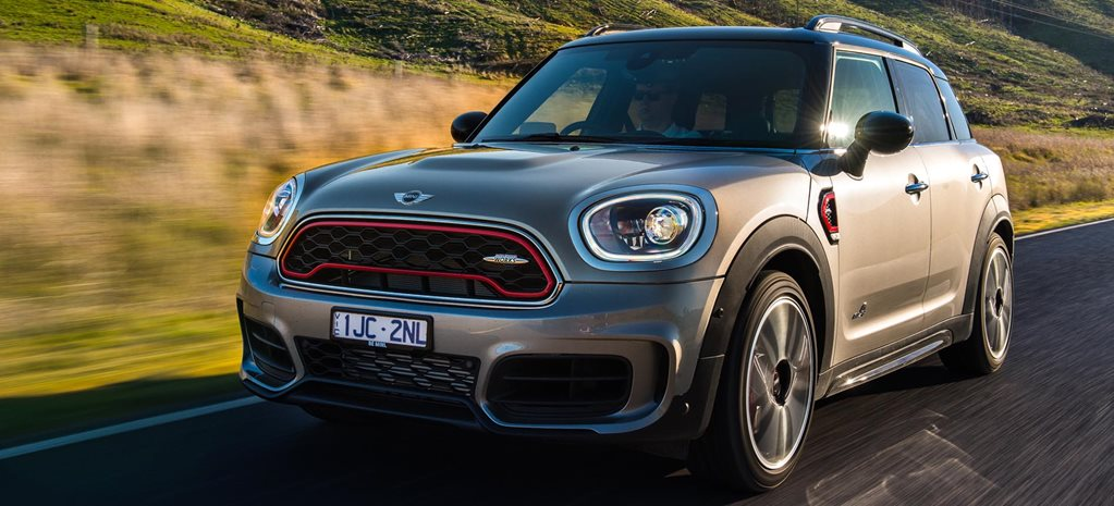 Mini Countryman JCW main wide