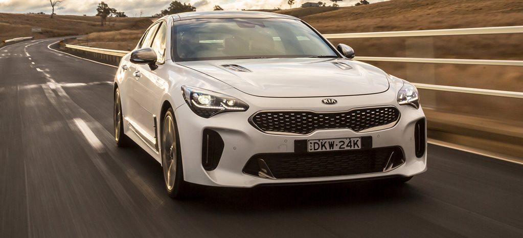 Kia Stinger performance tested