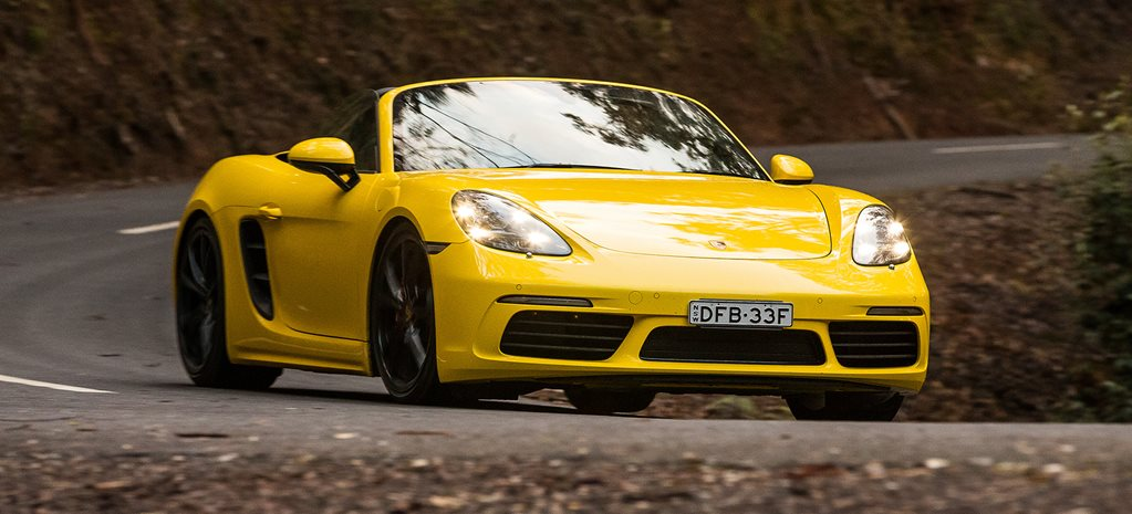 Why the Porsche Boxster should have been four-pot from birth