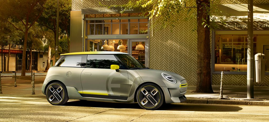 Mini Electric Concept confirmed for Frankfurt Motor Show