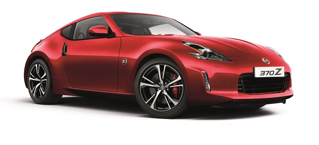 2018 Nissan 370Z update rolls out overseas