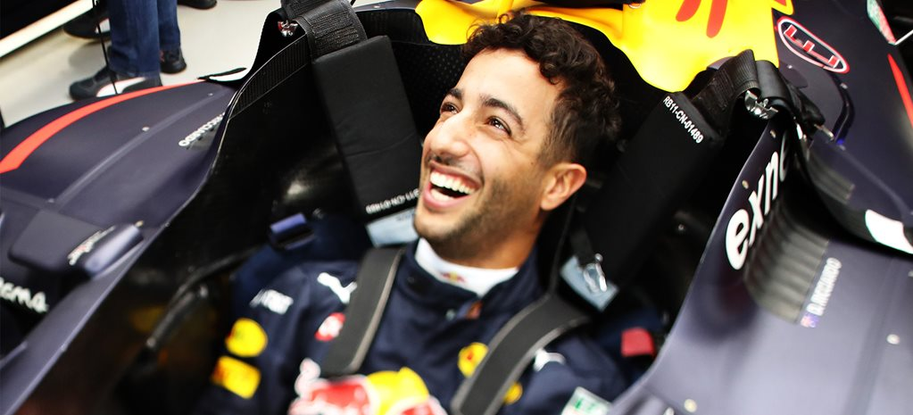Daniel Ricciardo talks F1 Singapore GP risk vs reward
