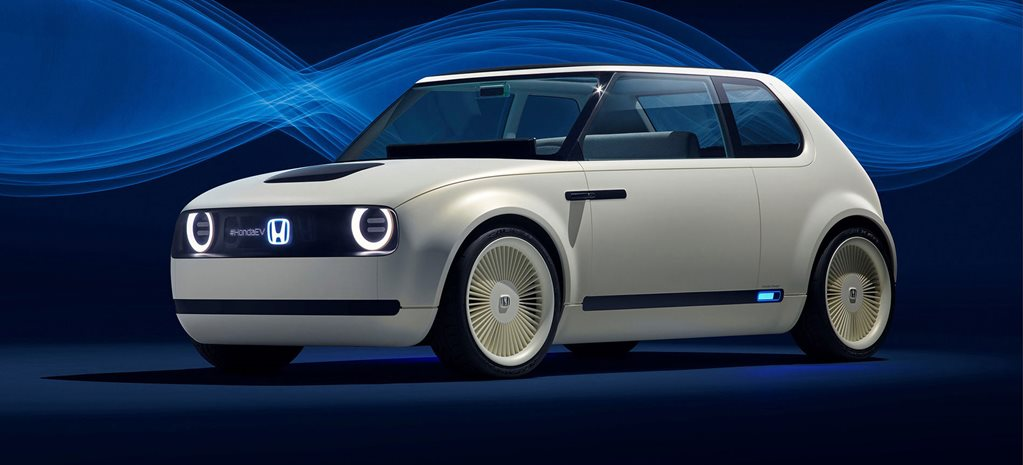 2017 Frankfurt Motor Show: Honda EV Concept gets the green light for 2019